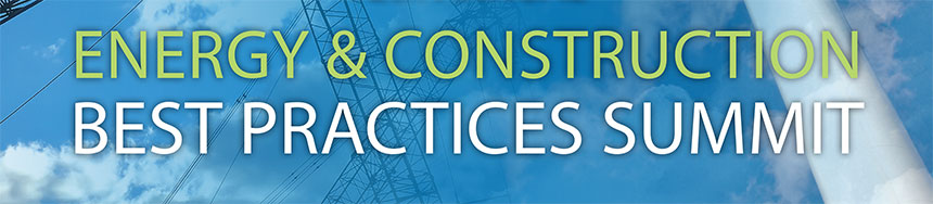 Energy & Construction Best Practices Summit