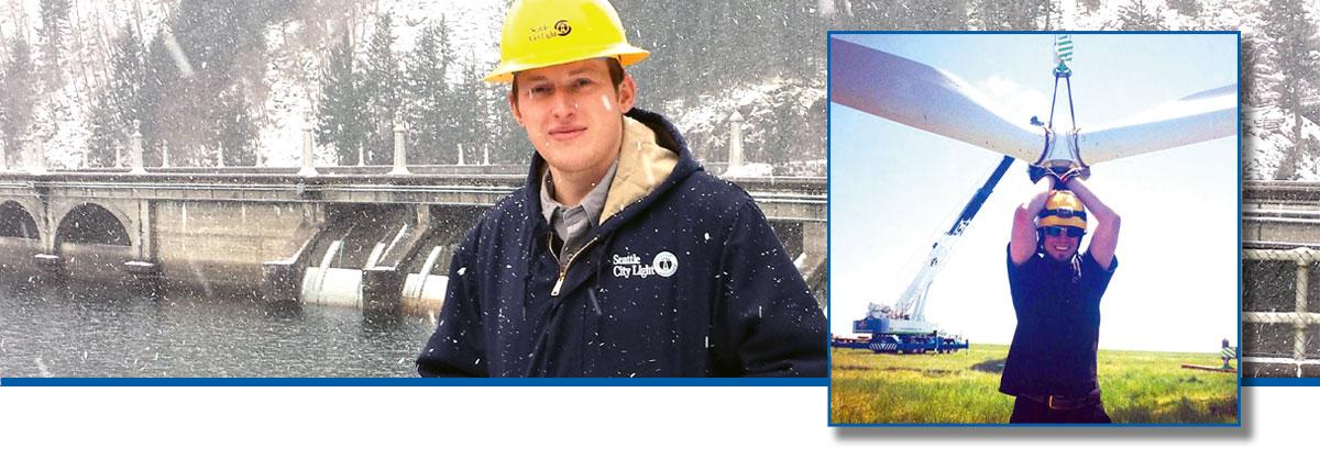 workers in energy industry