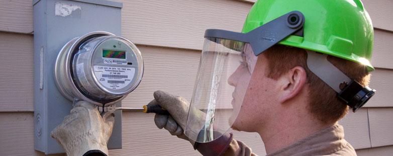 meter worker