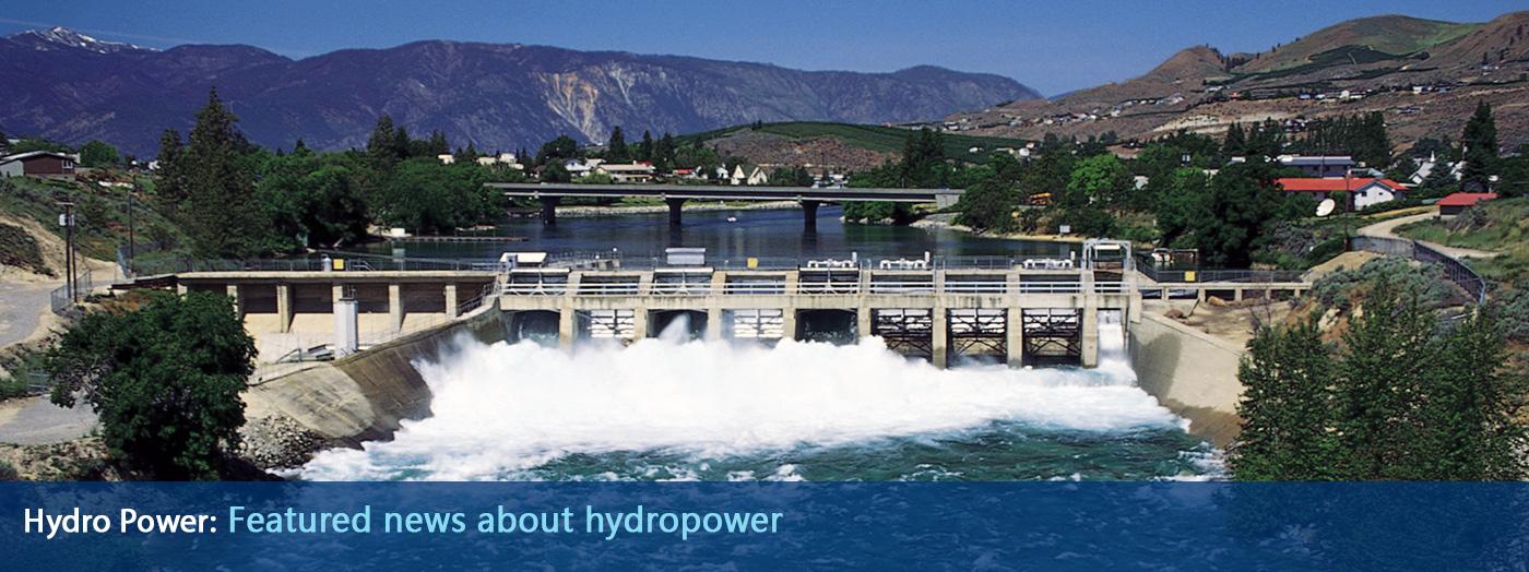 Lake Chelan Dam Hydropower Facility