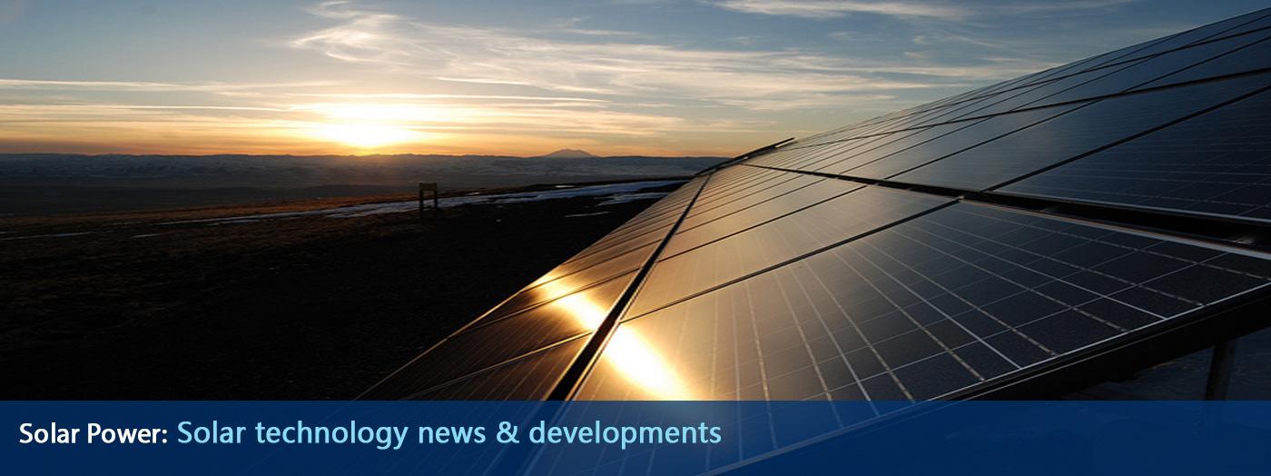 Solar Panels at Wild Horse Wind & Solar Facility